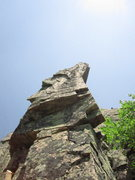 Rock Climbing Photo: The Black Knight. It's got a lot of solid weight o...