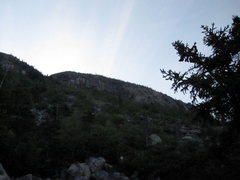 Rock Climbing Photo: Best I've got for now of Mt. Whitewall northern pa...