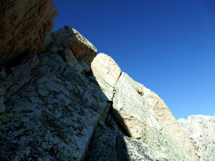 Rock Climbing Photo: the fun starts