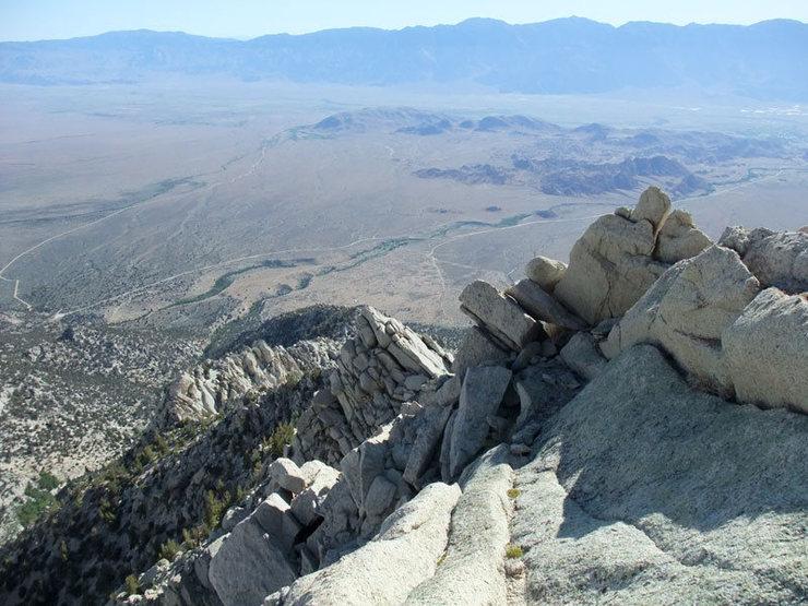 Rock Climbing Photo: progress