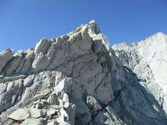 Rock Climbing Photo: not as hard as it looks