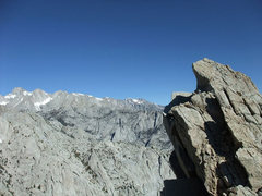 Rock Climbing Photo: amazing views