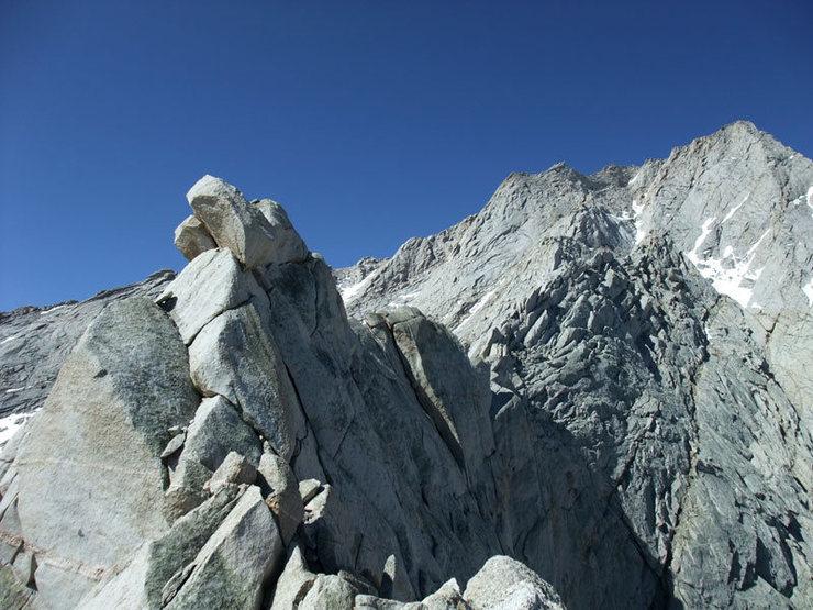 Rock Climbing Photo: more ridgeline