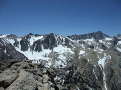 Rock Climbing Photo: view from the summit plateau