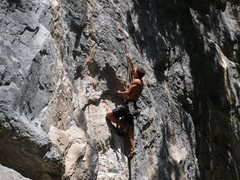 Rock Climbing Photo: Gallerie, Switzerland