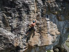 Rock Climbing Photo: Metmenalp, Switzerland