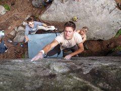 Rock Climbing Photo: Magic Woods, Switzerland