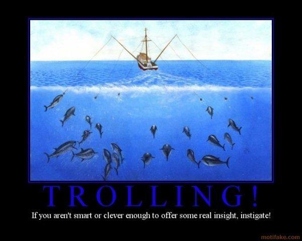 Rock Climbing Photo: ;)trolls