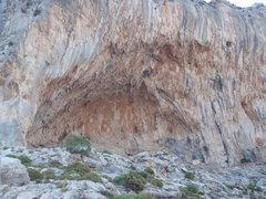 Rock Climbing Photo: The best crag at Kalymnos!