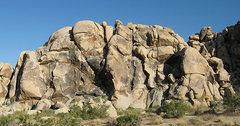 Rock Climbing Photo: The Monkey's Paw. Photo by Blitzo.