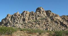 Rock Climbing Photo: Boy Scout Trail Cliffs. Photo by Blitzo.