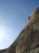 Rock Climbing Photo: Fantastic position....