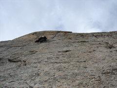 Rock Climbing Photo: Summit Dome craggin'....