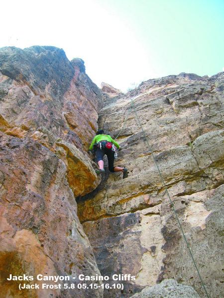 Jacks Canyon, AZ