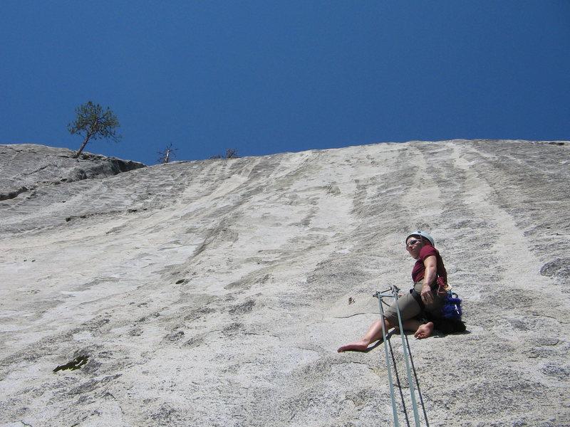 Rock Climbing Photo: Idyllwild July '07