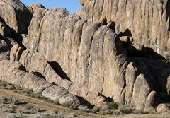 Rock Climbing Photo: Sunday Matinee Wall. Photo by Blitzo.
