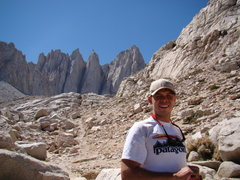 Rock Climbing Photo: Mt. Whitney