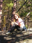 Rock Climbing Photo: good send