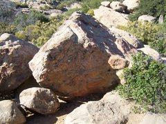 Rock Climbing Photo: Vamp, V1.