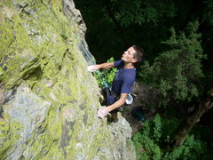 Rock Climbing Photo: Luke Kiefer