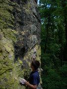 Rock Climbing Photo: Luke Kiefer