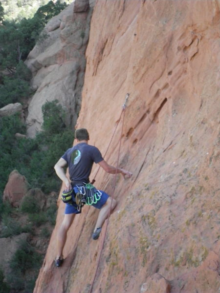 """Where the pins start on the """"5.8"""" traverse?"""