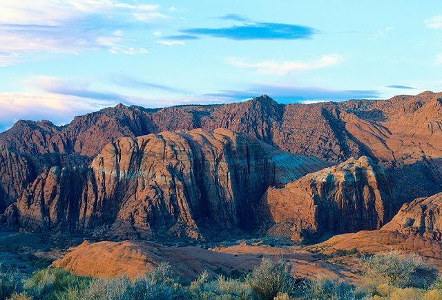 Rock Climbing Photo: Snow Canyon State Park, Utah