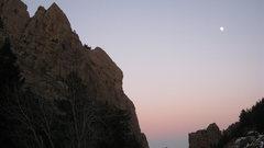Rock Climbing Photo: Eldo