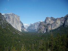 Rock Climbing Photo: Yosemite Valley