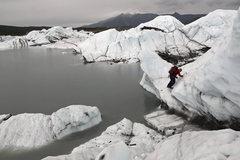 Rock Climbing Photo: Heading in