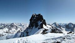 Rock Climbing Photo: Ptarmigan Peak Summit