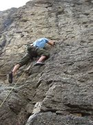 Rock Climbing Photo: Britten Crag