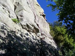 Rock Climbing Photo: Rohans Arette