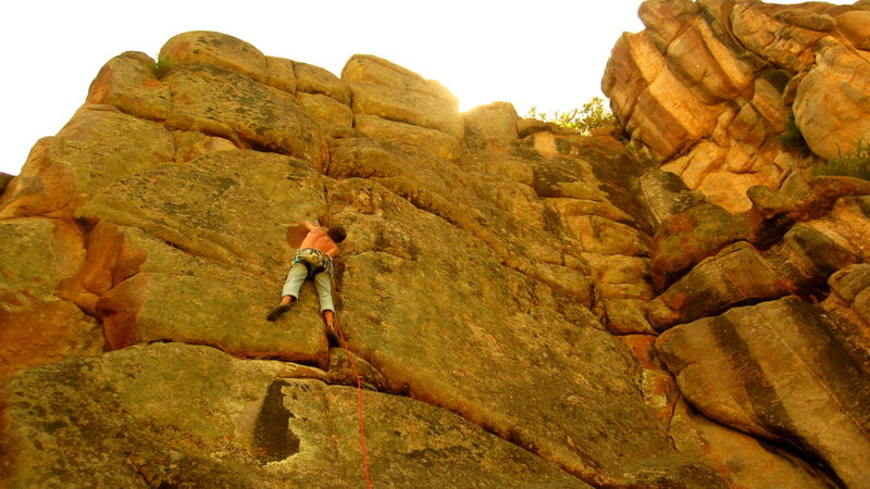 Rock Climbing Photo: The Constant Gardener.