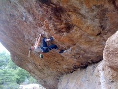 Rock Climbing Photo: bamba wall, oak flats