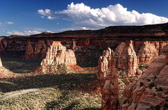 Rock Climbing Photo: Colorado National Monument, Colorado