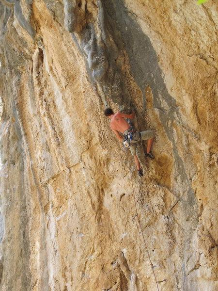 Rock Climbing Photo: Sahte Budist