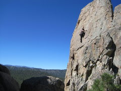 Rock Climbing Photo: Scott on Shoot at Will
