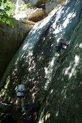 Rock Climbing Photo: Tom D. on BCFS