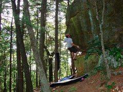 Rock Climbing Photo: WWSD?