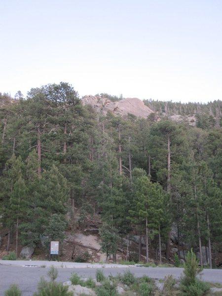 Rock Climbing Photo: SPVL
