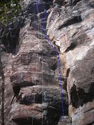 Rock Climbing Photo: Ambulance Driver