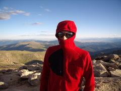 Rock Climbing Photo: Jordon Griffler waiting for some other kind of par...