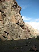 Rock Climbing Photo: Bruces Crack