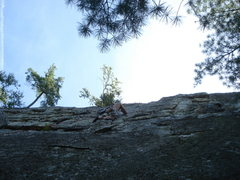Rock Climbing Photo: Not a great photo, but this description has none s...