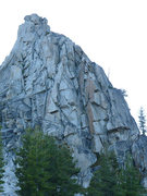 Rock Climbing Photo: Eagle Lake Buttress