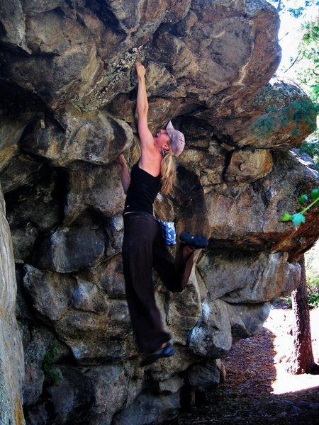 Rock Climbing Photo: Not sure of the name? I would love to know it. The...