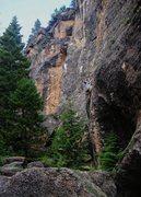 Rock Climbing Photo: Stan Z