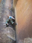 Rock Climbing Photo: Lee Saville.