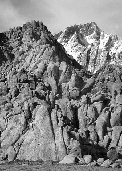 Rock Climbing Photo: Tall Wall area. Photo by Blitzo.